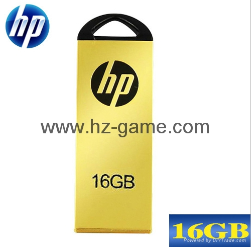 HP惠普 手机u盘16GB/32GBType-C双接口 x5000m 金属旋转优盘 1