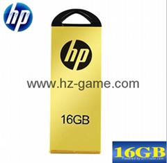 HP惠普 手机u盘16GB/32GBType-C双接口 x5000m 金属旋转优盘