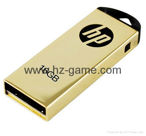 HP惠普 手机u盘16GB/32GBType-C双接口 x5000m 金属旋转优盘 8