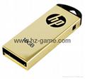 HP惠普 手機u盤16GB/32GBType-C雙接口 x5000m 金屬旋轉優盤 8