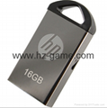 HP phone u disk 16GB/32GB/64GBType-C metal rotating USB dual interface x5000m 9