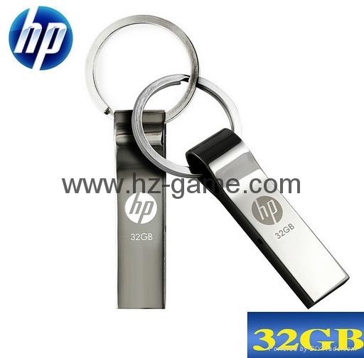 HP惠普 手機u盤16GB/32GBType-C雙接口 x5000m 金屬旋轉優盤 3