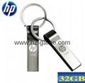 HP惠普 手机u盘16GB/32GBType-C双接口 x5000m 金属旋转优盘 3