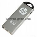HP惠普 手机u盘16GB/32GBType-C双接口 x5000m 金属旋转优盘 12