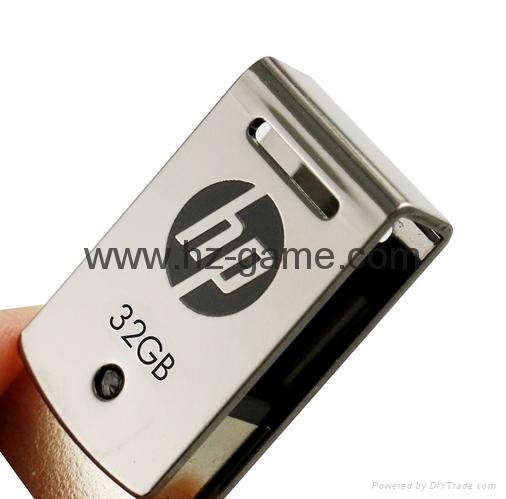 HP phone u disk 16GB/32GB/64GBType-C metal rotating USB dual interface x5000m 14