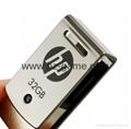 HP惠普 手机u盘16GB/32GBType-C双接口 x5000m 金属旋转优盘 14