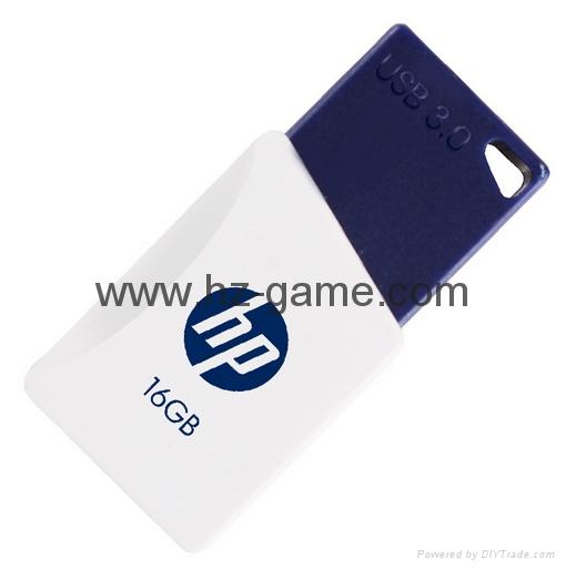 HP惠普 手机u盘16GB/32GBType-C双接口 x5000m 金属旋转优盘 15