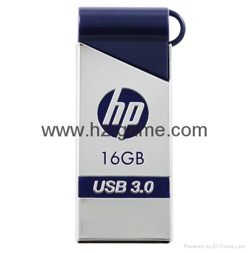 HP惠普 手机u盘16GB/32GBType-C双接口 x5000m 金属旋转优盘 17