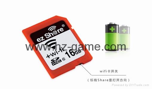 SD转CF卡套转接slim卡套CFI型单反相机卡托WIFISD适配器 6