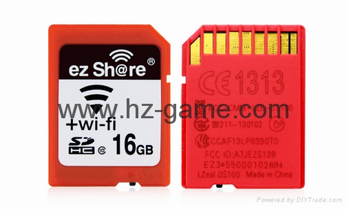 SD轉CF卡套轉接slim卡套CFI型單反相機卡托WIFISD適配器 7
