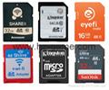 SD轉CF卡套轉接slim卡套CFI型單反相機卡托WIFISD適配器 8