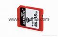 SD轉CF卡套轉接slim卡套CFI型單反相機卡托WIFISD適配器 9
