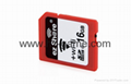 SD转CF卡套转接slim卡套CFI型单反相机卡托WIFISD适配器 8