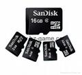 SD转CF卡套转接slim卡套CFI型单反相机卡托WIFISD适配器 15