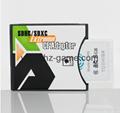 SD轉CF卡套轉接slim卡套CFI型單反相機卡托WIFISD適配器 19