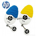 HP U disk V270W 16g lovely egg-shaped u disk u disk factory