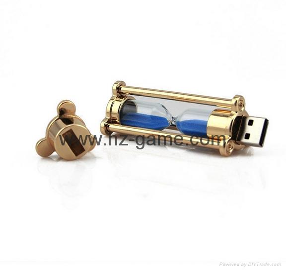 批發創意時尚U盤迷你鑰匙扣U盤禮品U盤可定製logo廠家直銷 16