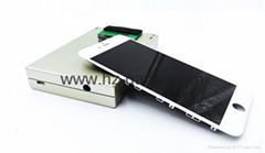 苹果小米华为phone5s 5c 6 6plus 6s手机总成测试架 屏幕测试仪