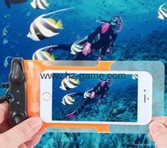 NEW iPhone Case waterproof bag waterproof bag pvc waterproof bag hanging Bo