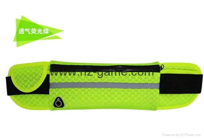 批發多功能跑步腰包新款戶外運動腰包防水腰包手機配件包 6