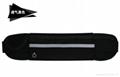 批發多功能跑步腰包新款戶外運動腰包防水腰包手機配件包 9