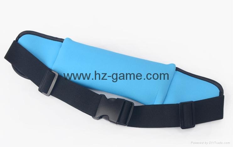 批發多功能跑步腰包新款戶外運動腰包防水腰包手機配件包 12