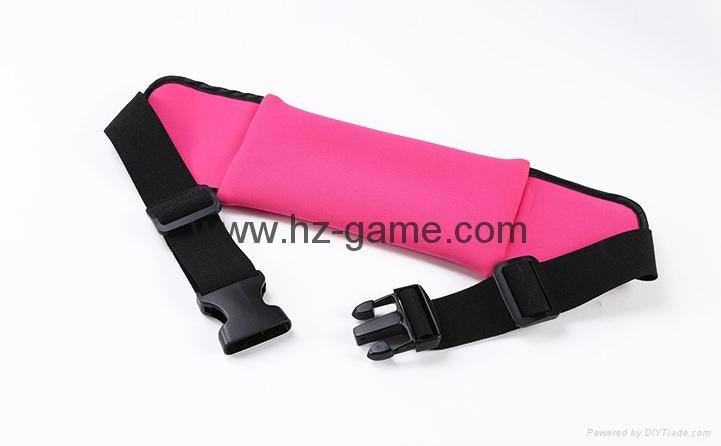 批發多功能跑步腰包新款戶外運動腰包防水腰包手機配件包 14