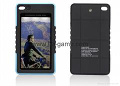 手機充電寶USB輸出接口廣告機電源充電器太陽能移動電源