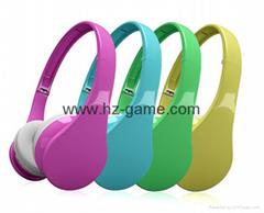 新款 藍牙耳機頭戴式智能4.1無線藍牙耳機 個性電腦手機耳機