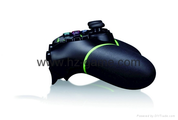 New private model PS4 wireless Bluetooth vibration game controller 3