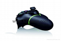 新版 私模 PS4無線藍牙振動遊戲手柄 無線藍牙PS4遊戲手柄震動 3