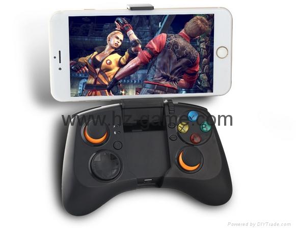 新版 私模 PS4無線藍牙振動遊戲手柄 無線藍牙PS4遊戲手柄震動 8