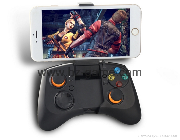 New private model PS4 wireless Bluetooth vibration game controller 8