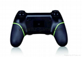 新版 私模 PS4無線藍牙振動遊戲手柄 無線藍牙PS4遊戲手柄震動 9