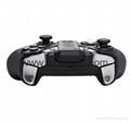 新版 私模 PS4無線藍牙振動遊戲手柄 無線藍牙PS4遊戲手柄震動 12