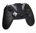 新版 私模 PS4無線藍牙振動遊戲手柄 無線藍牙PS4遊戲手柄震動 16