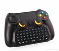 新版 私模 PS4無線藍牙振動遊戲手柄 無線藍牙PS4遊戲手柄震動 18