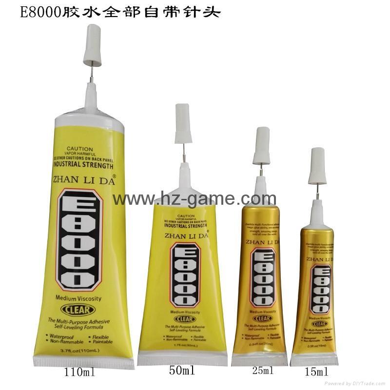 E8000 Glue 15ml 25ml 50ml 110ml Multipurpose Fix Touch Screen Glue