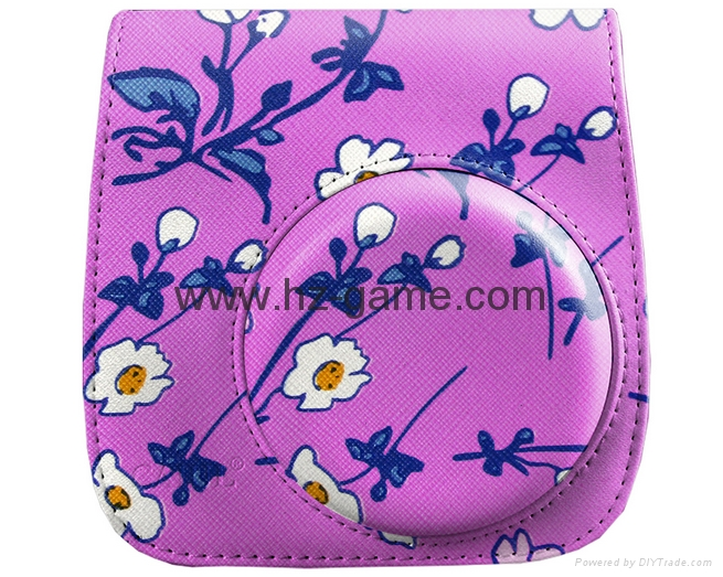 new Polaroid mini8 camera bag butterfly cute camera bag factory outlet 10