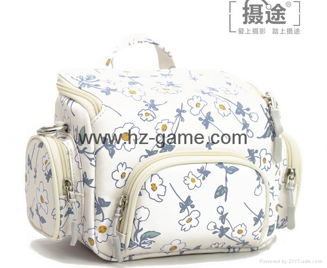 new Polaroid mini8 camera bag butterfly cute camera bag factory outlet 18