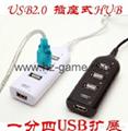 Type-c TF aluminum card Usb 3.1 type-c to tf OTG card reader  reader 4
