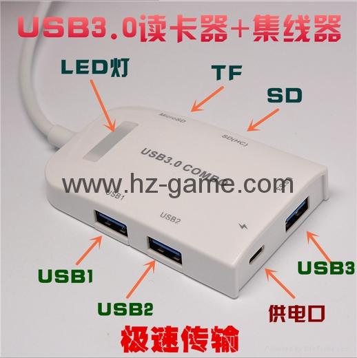 Type-c TF 鋁合金讀卡器廠家usb 3.1 type-c 轉 tf OTG 讀卡器  11