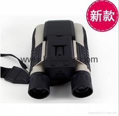 新款熱賣2.0寸屏1080P高清雙筒數碼相機數碼攝像機數碼望遠鏡