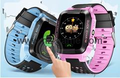 新款Y21智能手錶通話手錶 學生儿童定位觸屏手機電話手錶