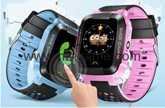 new Y21 smart watch phone watch student positioning touch screen mobile phone