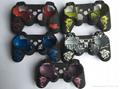 PS4手柄保护套 PS4硅胶套 变形金刚保护套 优质个性炫彩胶套