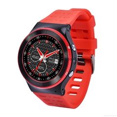 智能手表 S99心率检测 蓝牙同步手表 全圆屏安卓系统 手表