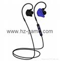 新款蓝牙耳机防水 4.1超小蓝