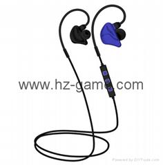 新款藍牙耳機防水 4.1超小藍牙耳機 藍牙運動跑步 音樂耳機
