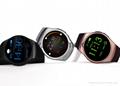 新款KW18智能手表 插卡心率